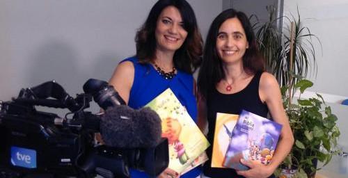 """Entrevista para """"Últimas Preguntas"""", de TVE2, junto a Mª Ángeles Fernández, 2016"""