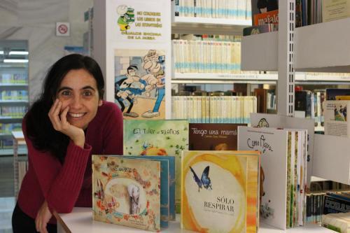 En la Biblioteca Municipal de Huelva, 2017